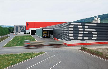 风格家大型生产基地