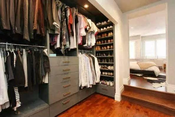 成都定制衣柜如何设计,风格家教你充分利用空间