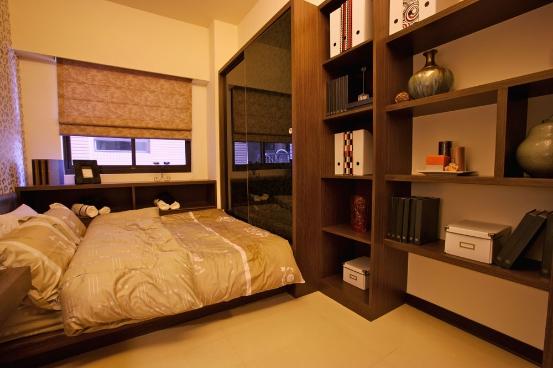 整体家居定制成为了你不可错过的卧室收纳技巧