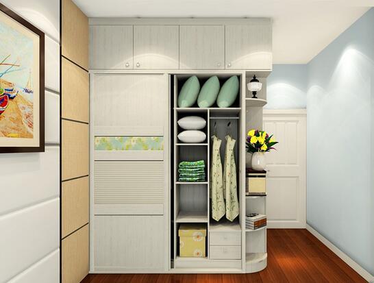成都定制家具设计最新最全组合衣柜,风格家打造精致小家