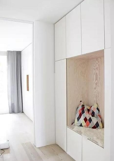 何必满墙大柜子?风格家定制家具教你留点余地开发新功能